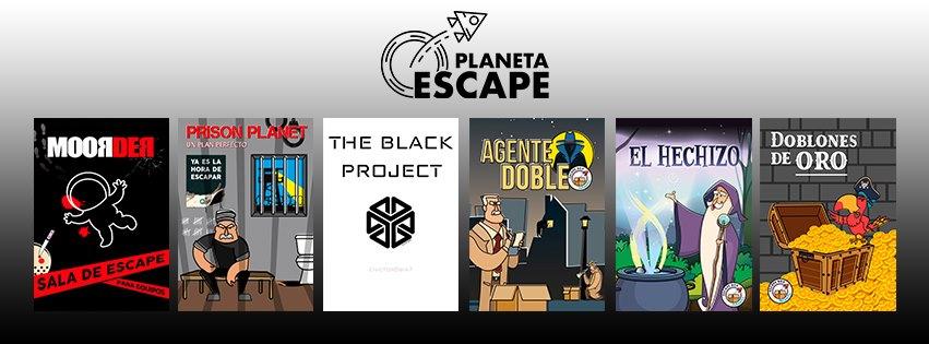 Juegos Planeta Escape